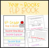 Year in Books Flip Book
