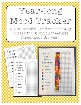 Year-long Mood Tracker