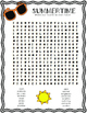 11 Word Searches (Seasons/Holidays)