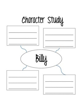 Year of Billy Miller Novel Study
