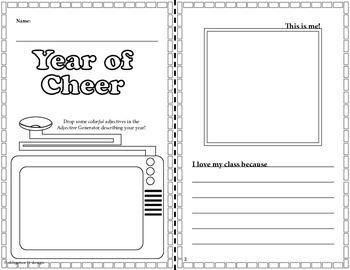 Year of Cheer Re-Cap Booklet!