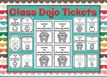Year of Class Dojo Tickets