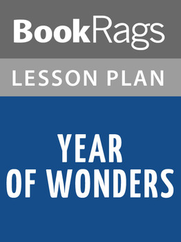 Year of Wonders Lesson Plans