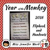 Year of the Monkey Flipbook