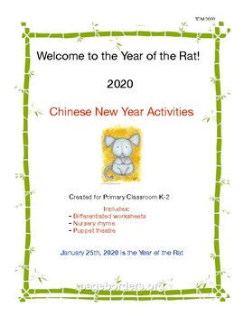 Year of the Rat 2020- Chinese New Year activities