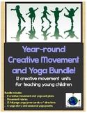 Year-round Creative Movement and Yoga Bundle