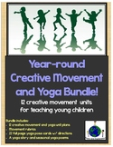 Year-round Creative Movement and Yoga Bundle