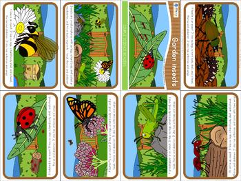 Year round science - simple minibook  bundle