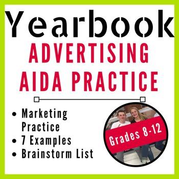 Yearbook Advertising AIDA Practice