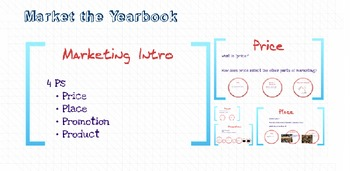 Yearbook Advertising Lesson Plan(s)