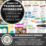 Yearbook Bundle for Every Single Day of the Year: Assignments, Lessons, & More