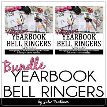 Editable Yearbook Worksheets Teaching Resources Tpt