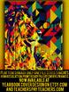 Yearbook Cover Design Pop Art Lions 2017