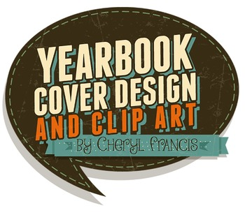 Yearbook Cover Design store Logo