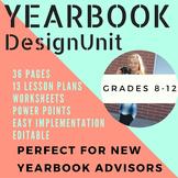 Yearbook Design Unit