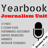 Yearbook- Journalism Introduction Unit