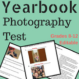 Yearbook Photography Test
