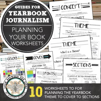 Yearbook, Planning Your Book: Picking a Theme and Visualizing Your Yearbook