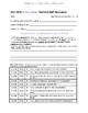 Yearbook Staff Application - Middle School (EDITABLE)