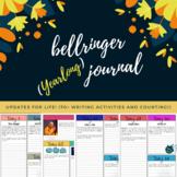 Yearlong Bellringer Notebook -- Lifetime Updates!