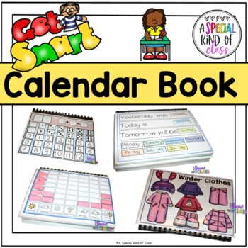 Yearlong Adapted Calendar Unit for SPED
