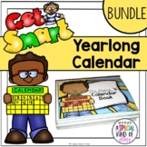 Yearlong Adapted Calendar for SPED bundle