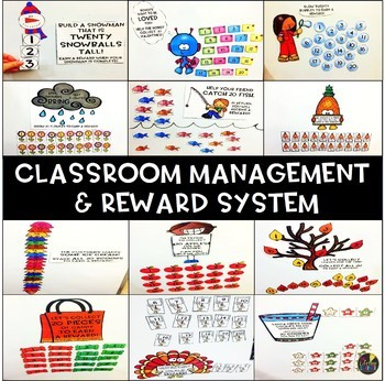 Yearlong Classroom Management and Reward System