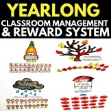 Yearlong Classroom Management and Reward System Bundle