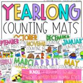 Yearlong Counting Mats Bundle