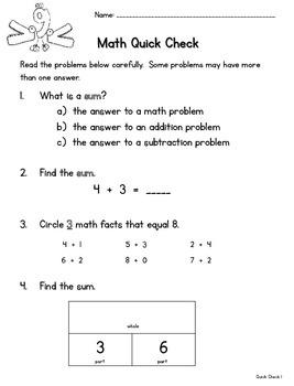 Yearlong Math Spiraled Review