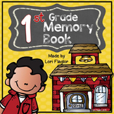 Yearlong Memory Book- 1st Grade Edition