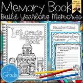 Yearlong Memory Book- 1st Grade Edition