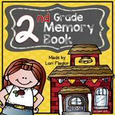 Yearlong Memory Book- 2nd Grade Edition