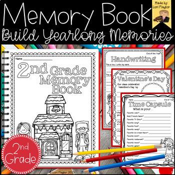 Yearlong Memory Book- 2nd Grade Edition