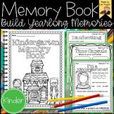 Yearlong Memory Book- Kindergarten Edition