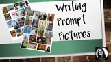 Yearlong Weekly Writing Prompts for Morning Work or Creative Writing