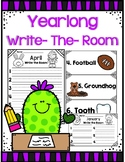 Yearlong Write the Room