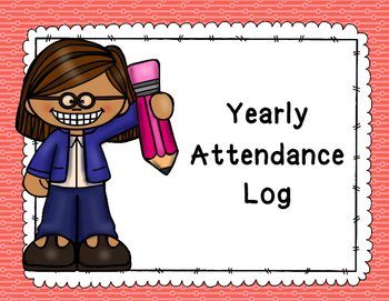 Yearly Attendance Log