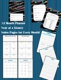 Teacher Planner 2018 - 2019