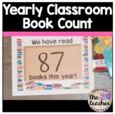 Yearly Classroom Book Count