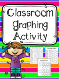 Yearly Classroom Graphing Activity