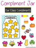 Yearly Compliments Jar {Class Incentive}