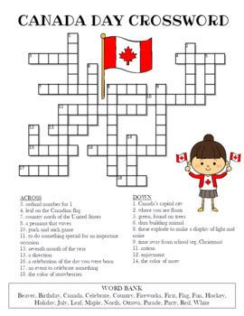Yearly Holiday Crossword BUNDLE