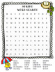Yearly Holiday Word Search BUNDLE