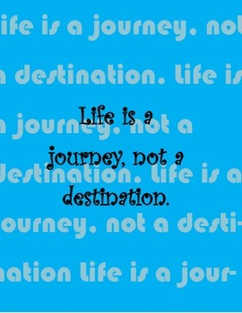 Lesson and Life Planner