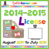 Yearly Powerpoint Game License Bundle 2014-2015