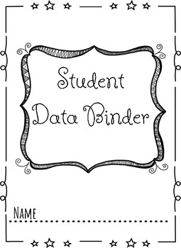 Yearly Student Data Packet