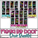 Mega Classroom Bulletin Board Door Decoration Poster Bundle