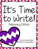 Yearly Writing Prompts for the Writing Classroom