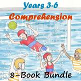 Years 3-6 Comprehension 8-Book Bundle